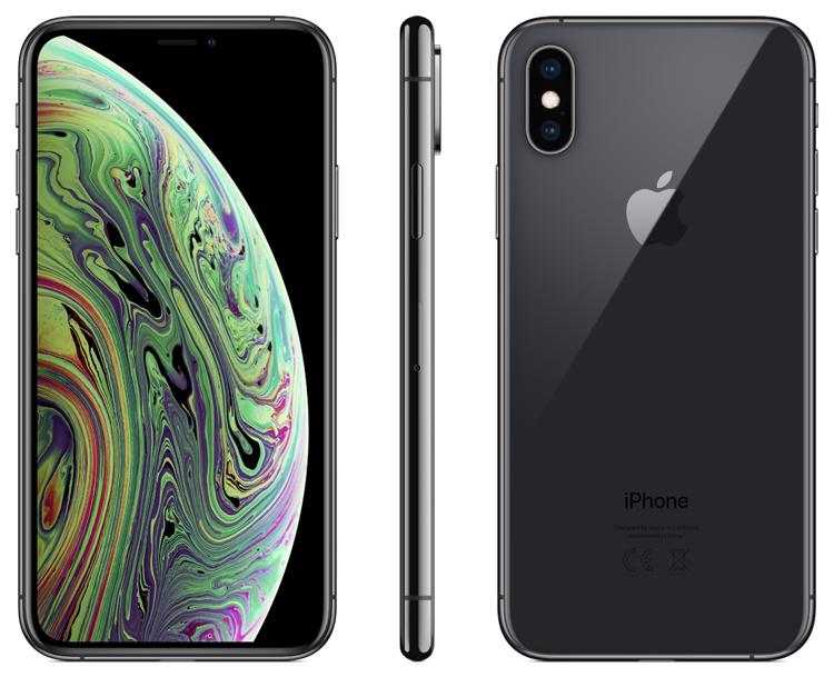 صورة Apple iPhone XS 256 GB Space Gray