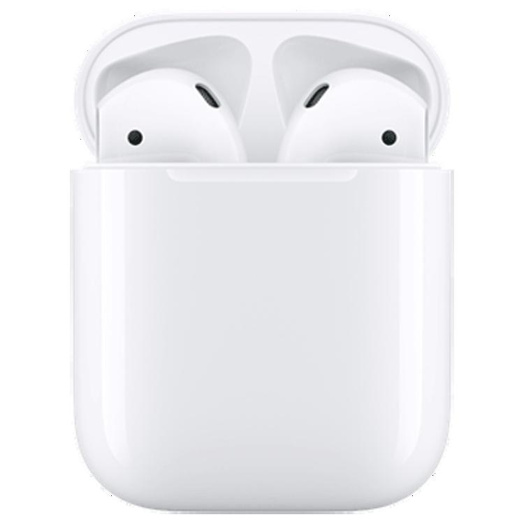 صورة Apple Airpods 2 - With Charging Case