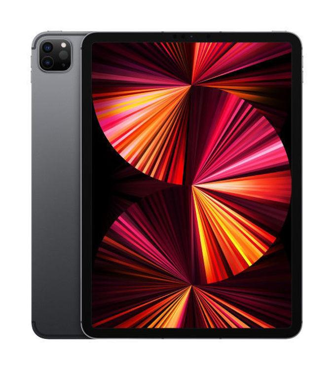"صورة iPad Pro 11"" Cellular  2021 128GB Space Grey"
