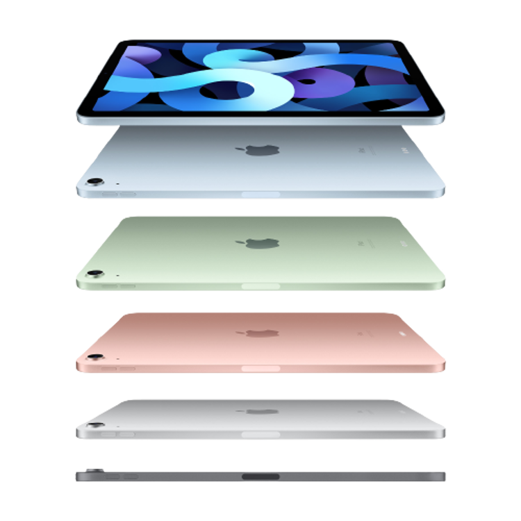 صورة iPad Air 10.9 Wifi +  Cellular 64GB Rose Gold