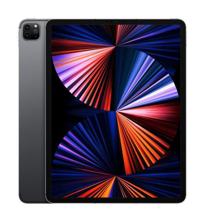 """صورة iPad Pro 12.9""""  WiFi 512GB Silver 2020"""