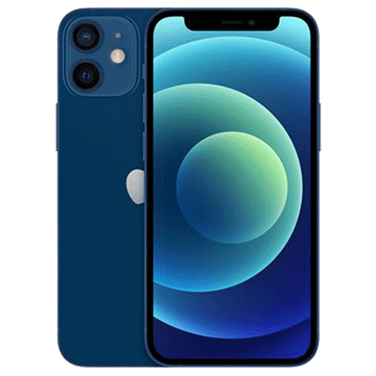 صورة Apple iPhone 12 Mini 128 GB Blue