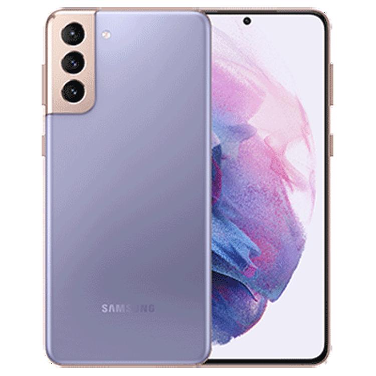صورة Samsung Galaxy S21 Plus 128 GB Silver