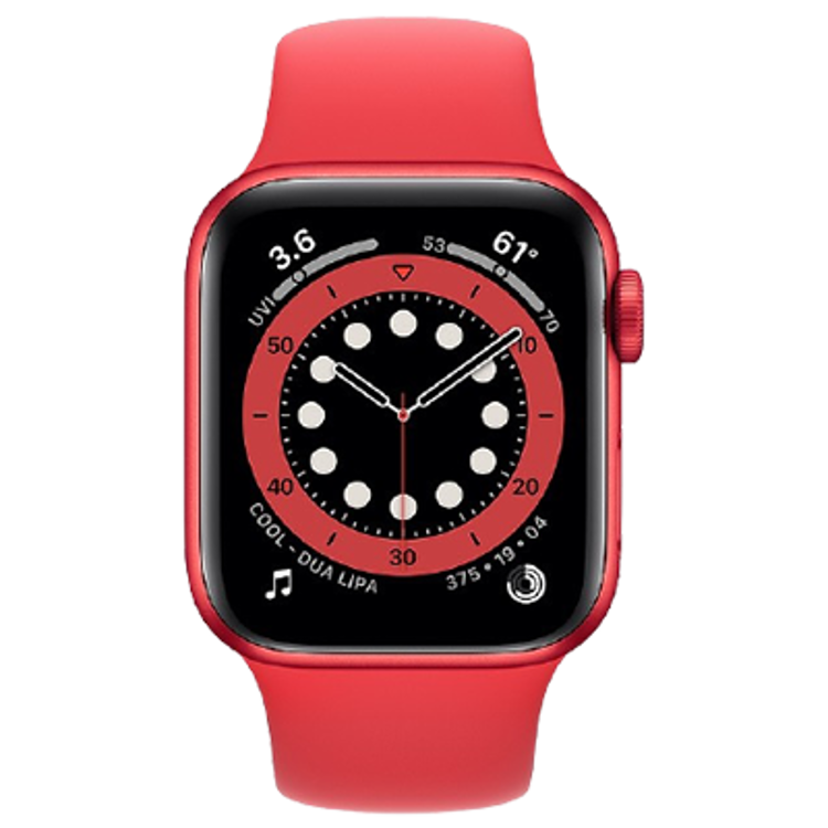 Picture of Apple watch series 6 GPS + Cellular  40mm Red